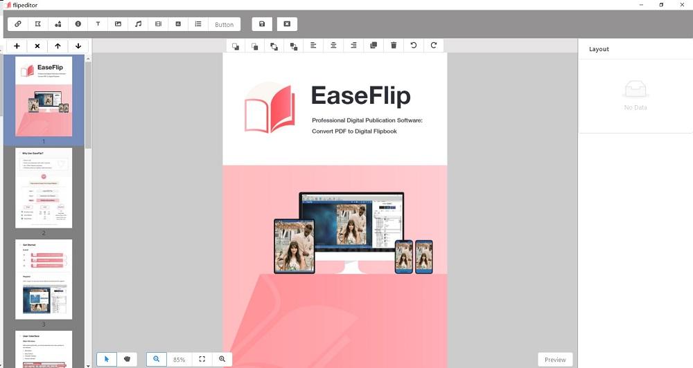 Edit Flipbook