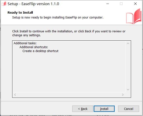 Install EaseFlip