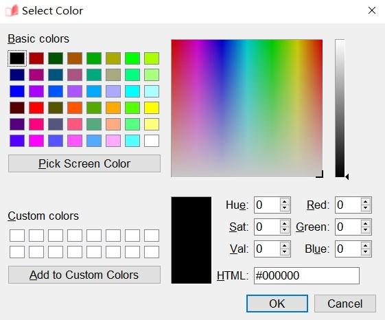 Set Color