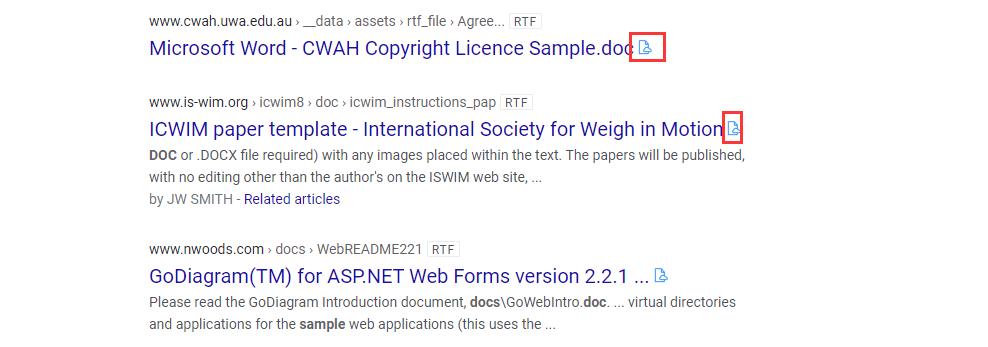 Google Chrome Open RTF File