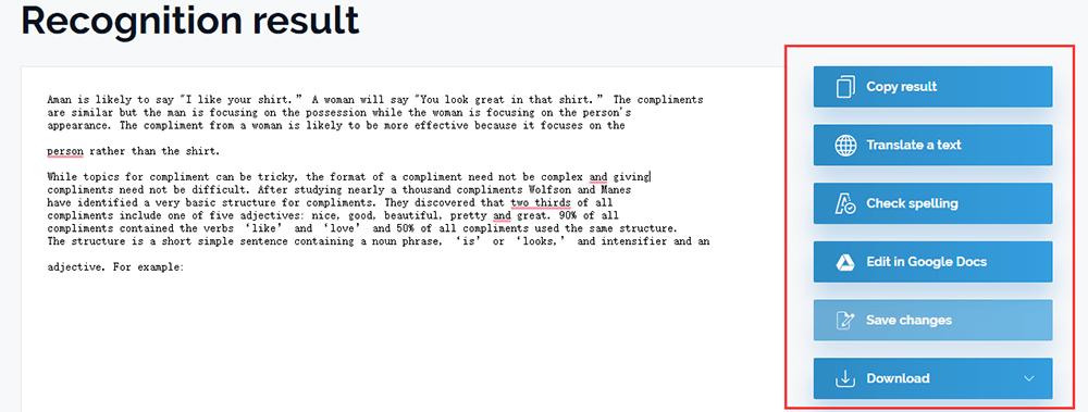 img2txt Editing