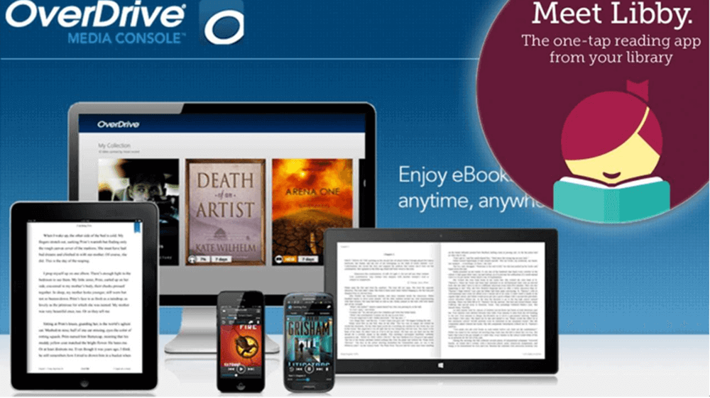 OverDrive e Book Reader