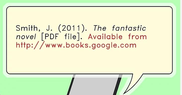 APA e-Book Basic Example