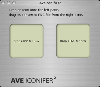 AveIconifier Upload File