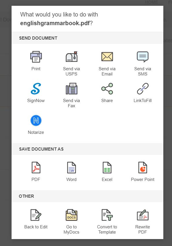 Blackout PDF Online Guardar PDF redactado