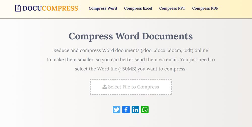 Docu Compress