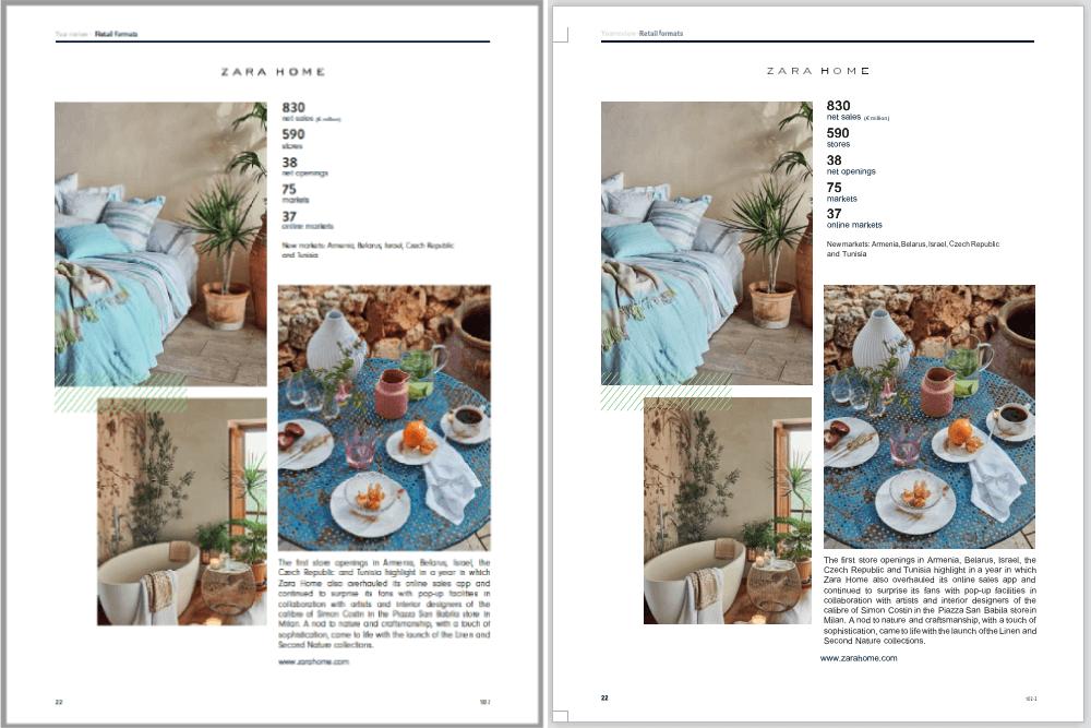 EasePDF PDF to Word-Ausgabe