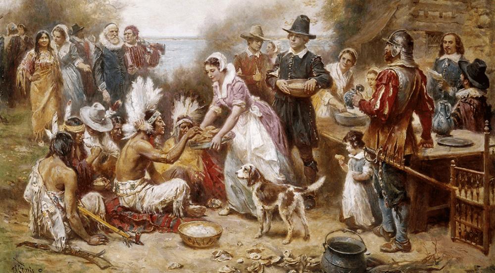 感謝祭の歴史
