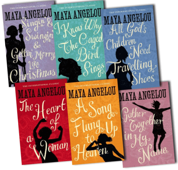 Maya Angelo Autobiographie
