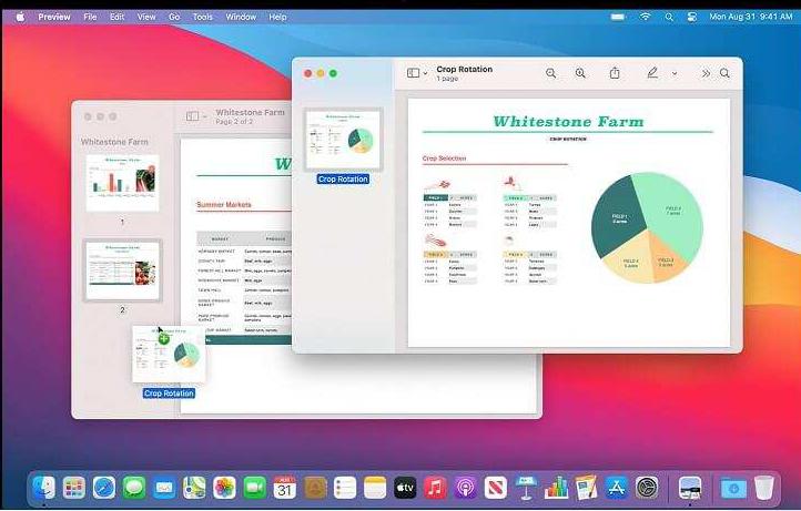 Merge PDFs Preview Mac