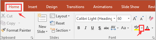 Microsoft Word Highlight Text