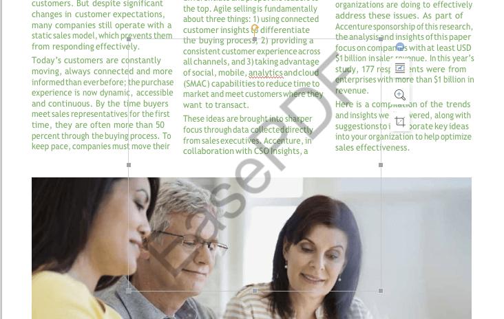 Microsoft Word Wasserzeichen