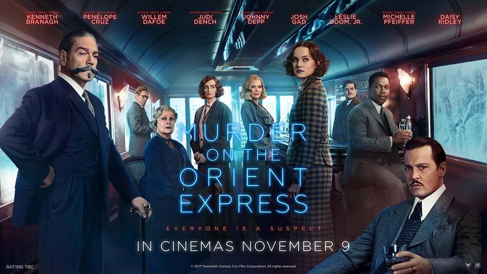 Mord am Orient Express Film