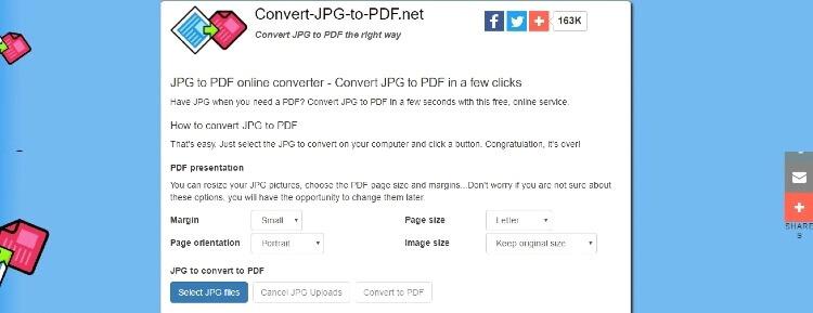 Net Image to PDF