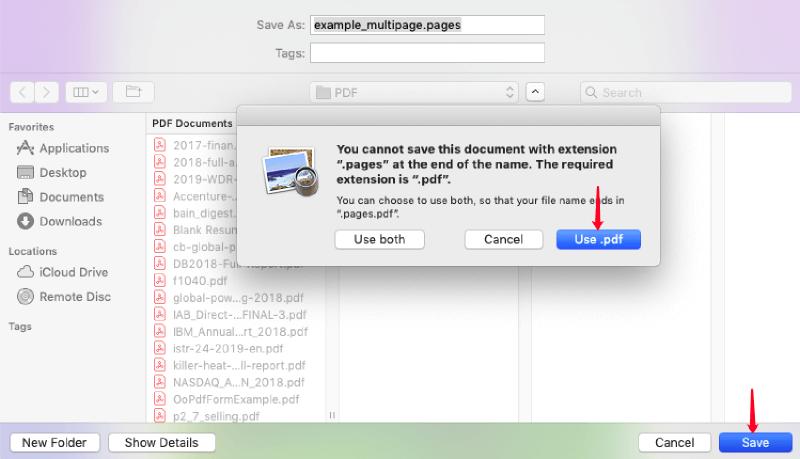 Preview Exportar como PDF
