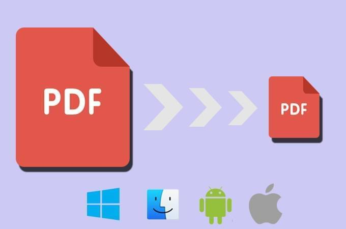 How to Reduce PDF Size on Any Device