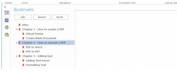 Soda PDF Online Create Outline
