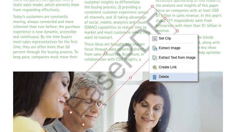 Soda PDF Online Delete Watermark