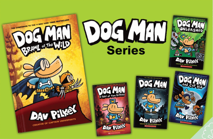 The Dog Man Series