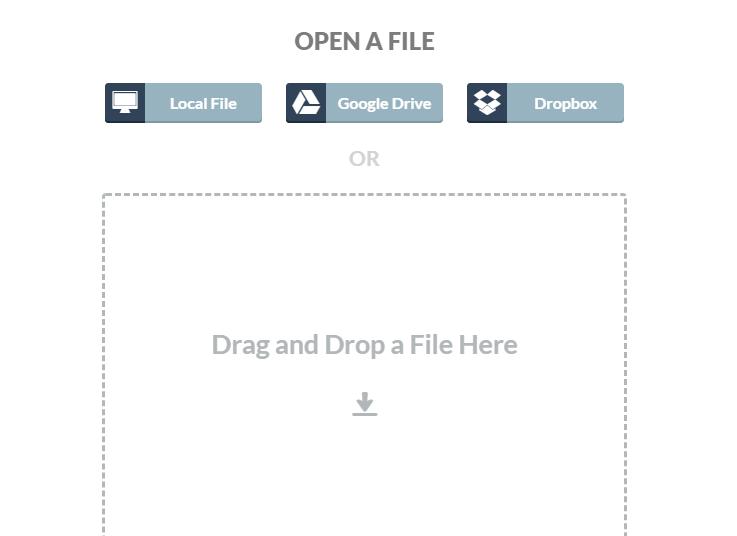 XODO Open A File