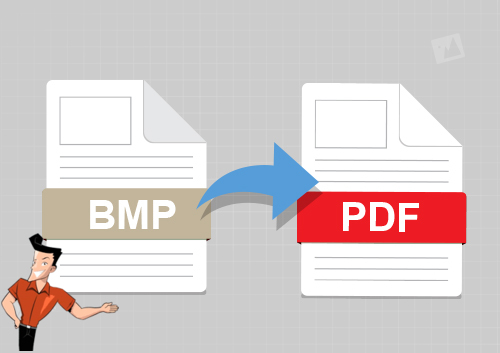 How to Convert BMP to PDF