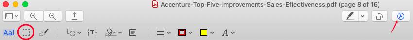 Mac Preview Rectangular Selection